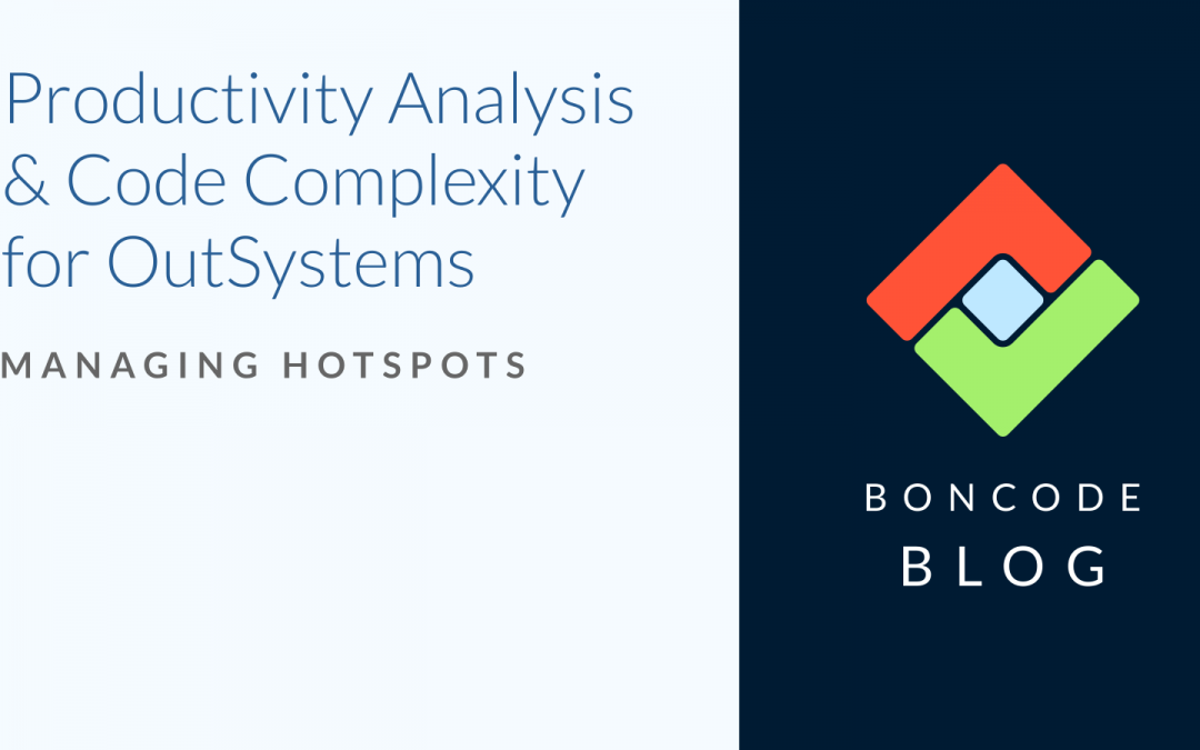 OutSystems Productivity Analysis  & Code Complexity